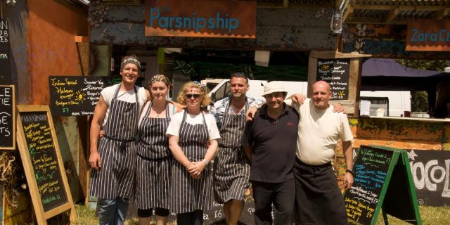 Festival fever continues at The Parsnipship