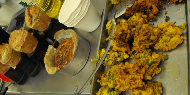 Announcing New Year Vegetarian Cookery School Dates