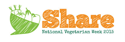 National Vegetarian Week 18 – 24 May