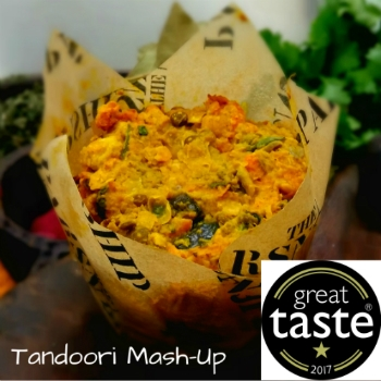 Tandoori Mash-Up